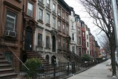 brownstone in brooklyn