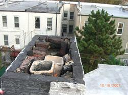 chimney flue repair nyc