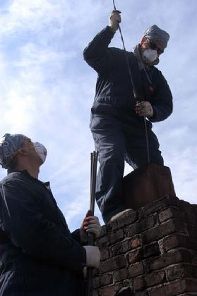 CHIMNEY CLEANING PROFESSIONALS