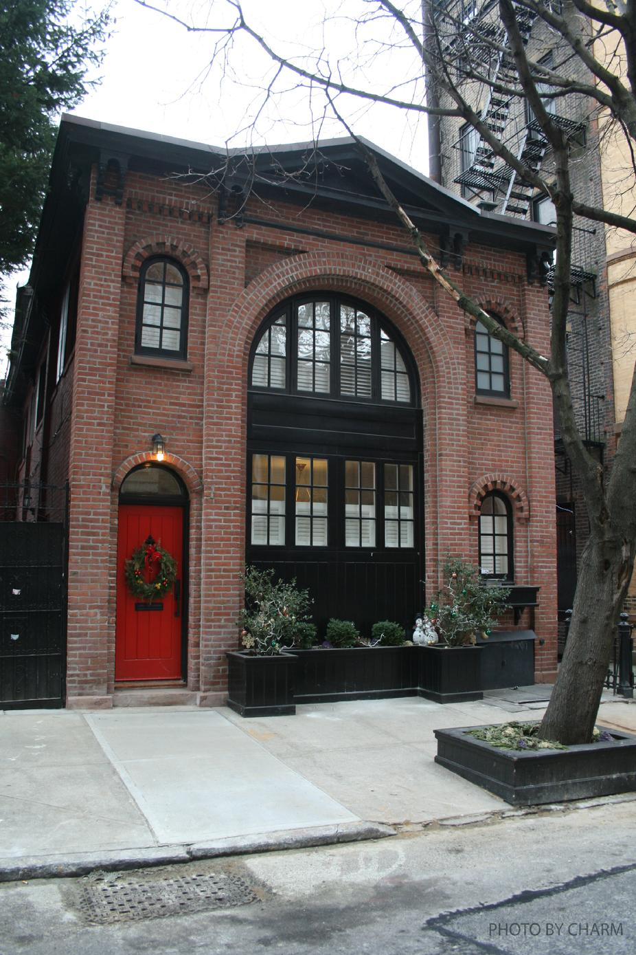 The brownstone pre war specialists for Carriage house homes